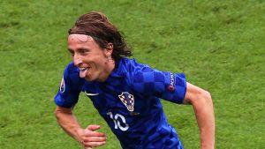 Luka Modric, Kroatia