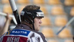 Joensuun Mailan Juha Niemi.
