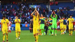 Romanian pelaajia