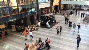 Kauppakeskus Valkea Oulu