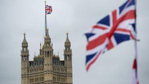 Britannian Parlamentti.