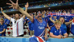 Islanti-Englanti EM-jalkapallo