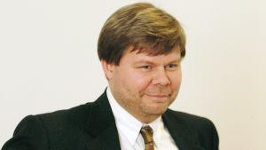 Jippii Groupin entinen toimitusjohtaja Harri Johannesdahl vuonna 2001.