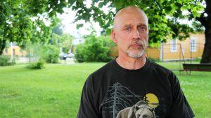 Kaakkois-Suomen poliisin ylikonstaapeli Teuvo Piiroinen