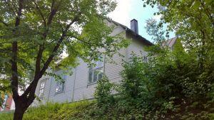 Asemapäällikön talon Lappeenrannan keskustassa