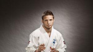 Judoka Juho Reinvall