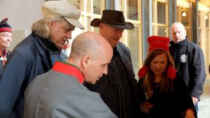 Bob Geldof, Rune Fellheim ja Mari Boine