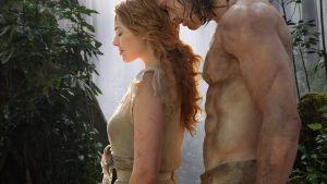 Tarzan-elokuva.