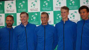 Suomen Davis Cup -joukkue
