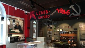 Lenin-musea, Tampere