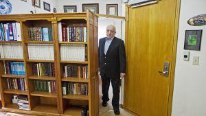 Vuonna 2014 julkaistu valokuva Fethullah Gülenista hänen asunnossaan Yhdysvalloissa.