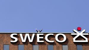 Swecon pääkonttori Tukholmassa.