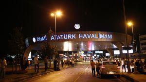 Istanbulin kansainvälinen lentokenttä.
