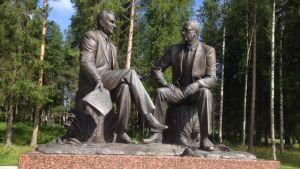 Aleksei Kosygin ja Urho Kekkonen