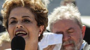 Dilma Rousseff ja Lula