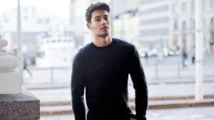 22-vuotias Niklas Chambers on Paparazzi-mallitoimiston listoilla.