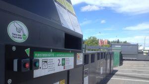 Rinki-kierrätyspiste