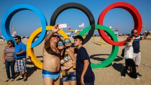 Rion olympialaiset Copacabana