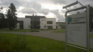 Päihdekeskus Portti Kokkolassa