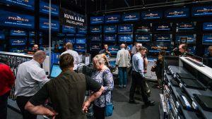 Power-kodinkoneketjun ensimmäinen Suomen myymälä avattiin Vantaalle toukokuussa.