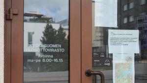 Keski-Suomen ulosottovirasto