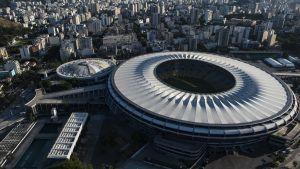 Maracan stadion.