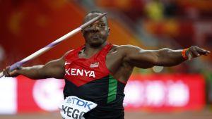 Julius Yego Pekingin MM-kisoissa 2015.