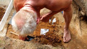 Kuurmanpohjan arkeologiset kaivaukset