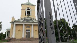 ortodoksi kirkko kotka ilkivalta