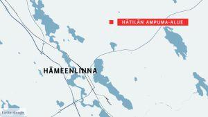 Hätilän ampuma-alue