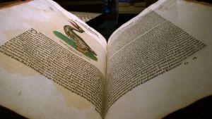 Conrad Gessnerin Historiae animalium on luonnontieteen merkkiteos.