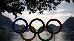 Olympiarenkaat Riossa