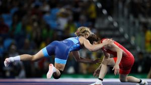 Helen Maroulis vastaan Saori Yoshida