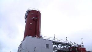 Heinolan biokaasureaktori
