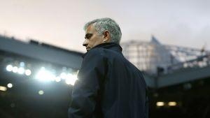 Manchester Unitedin manageri Jose Mourinho