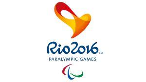 Rion paralympialaisten logo