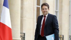 Ranskan ulkomaankauppaministeri Matthias Fekl Pariisissa elokuussa 2016.