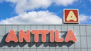 Anttilan myymälä Kajaanissa