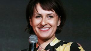 Petroskoin entinen pormestari Galina Shirshina.