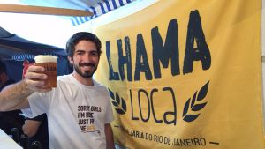 Nicolas Gastón Gumúcio tuo oluitaan varten kaikki raaka-aineet ulkomailta.