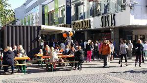 StreetJkl järjestettiin syyskesällä 2015 ensi kerran.