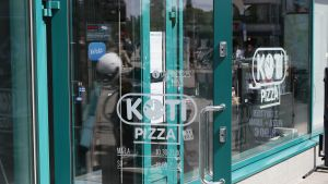 Kotipizza-ravintola