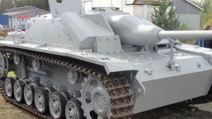 panssarivaunu Sturm