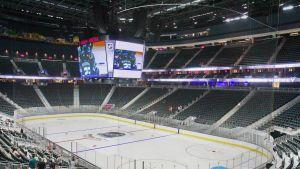 Las Vegasin uusi seura pelaa T-Mobile Arenassa.