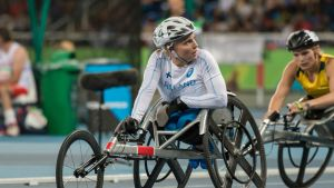 Amanda Kotaja Rion paralympialaisissa
