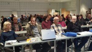 Boreal Biorefin yleisötilaisuus Kemijärvellä 13.9.2016