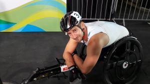 Henry Manni Rion paralympialaissa