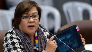 Senaattori Leila de Lima