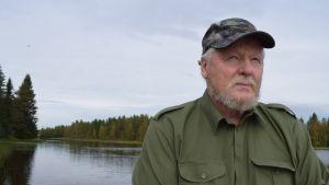 Juhani Mantsinen Sotkamon Jormasjärveltä perui korvausvaateensa kaivosyhtiötä vastaan.
