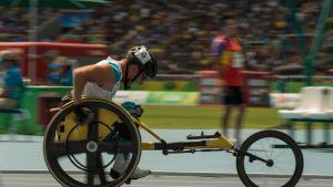 Toni Piispanen Rion Paralympialaisissa